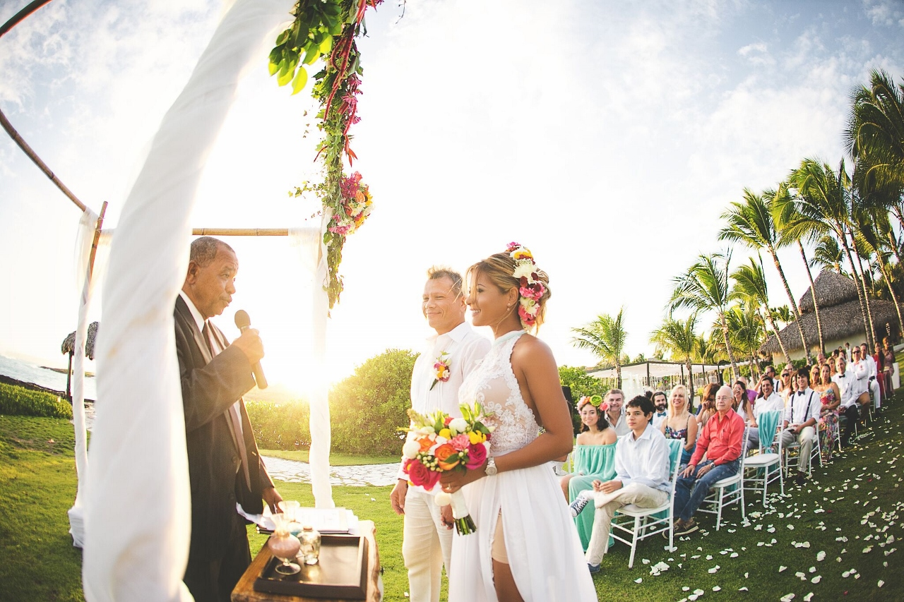 WEDDING AT LA PALAPA EDEN ROC RESTAURANT IN CAP CANA {WEST AND ...
