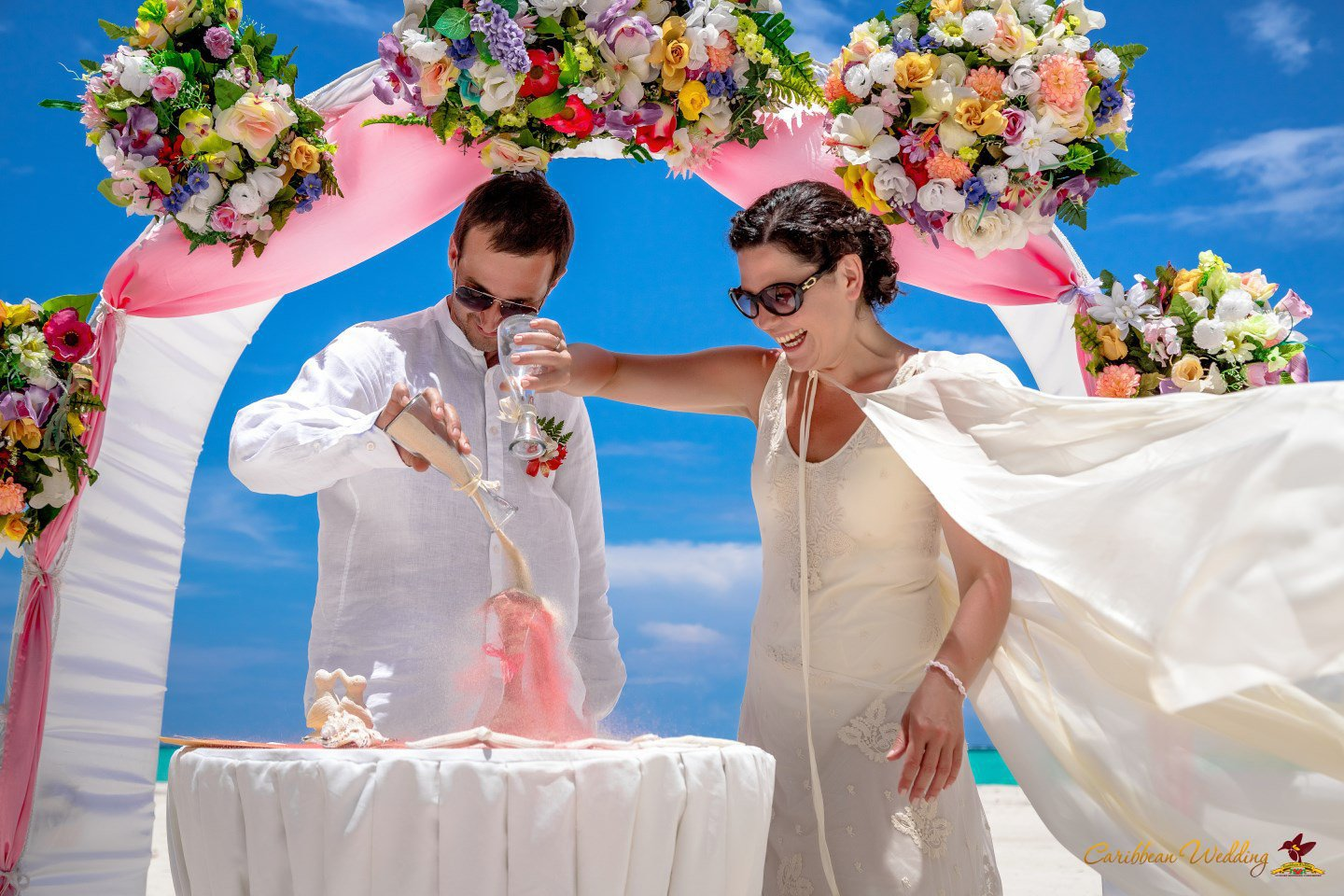 Official wedding ceremony in dominican republuc juanillo for Weddings in the carribean