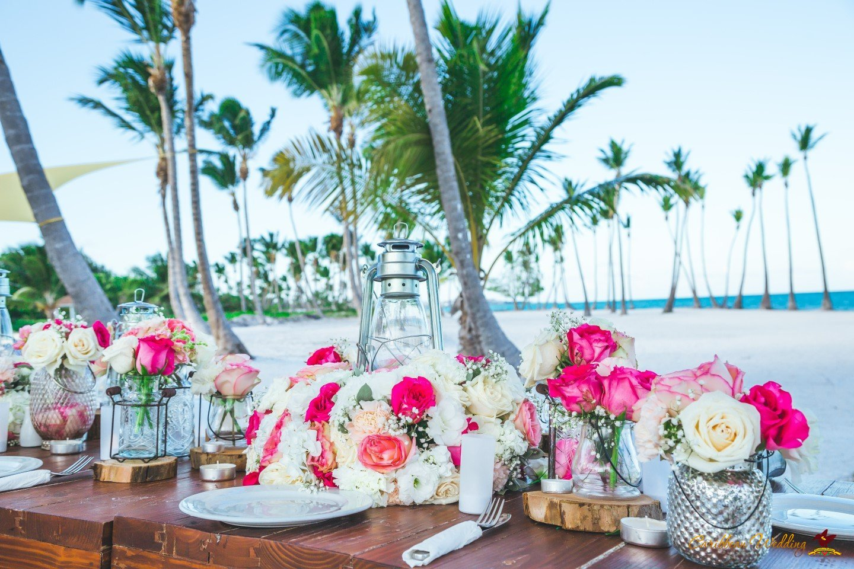 Caribbean Wedding: Wedding In Dominican Republic On Juanillo Beach, Cap Cana