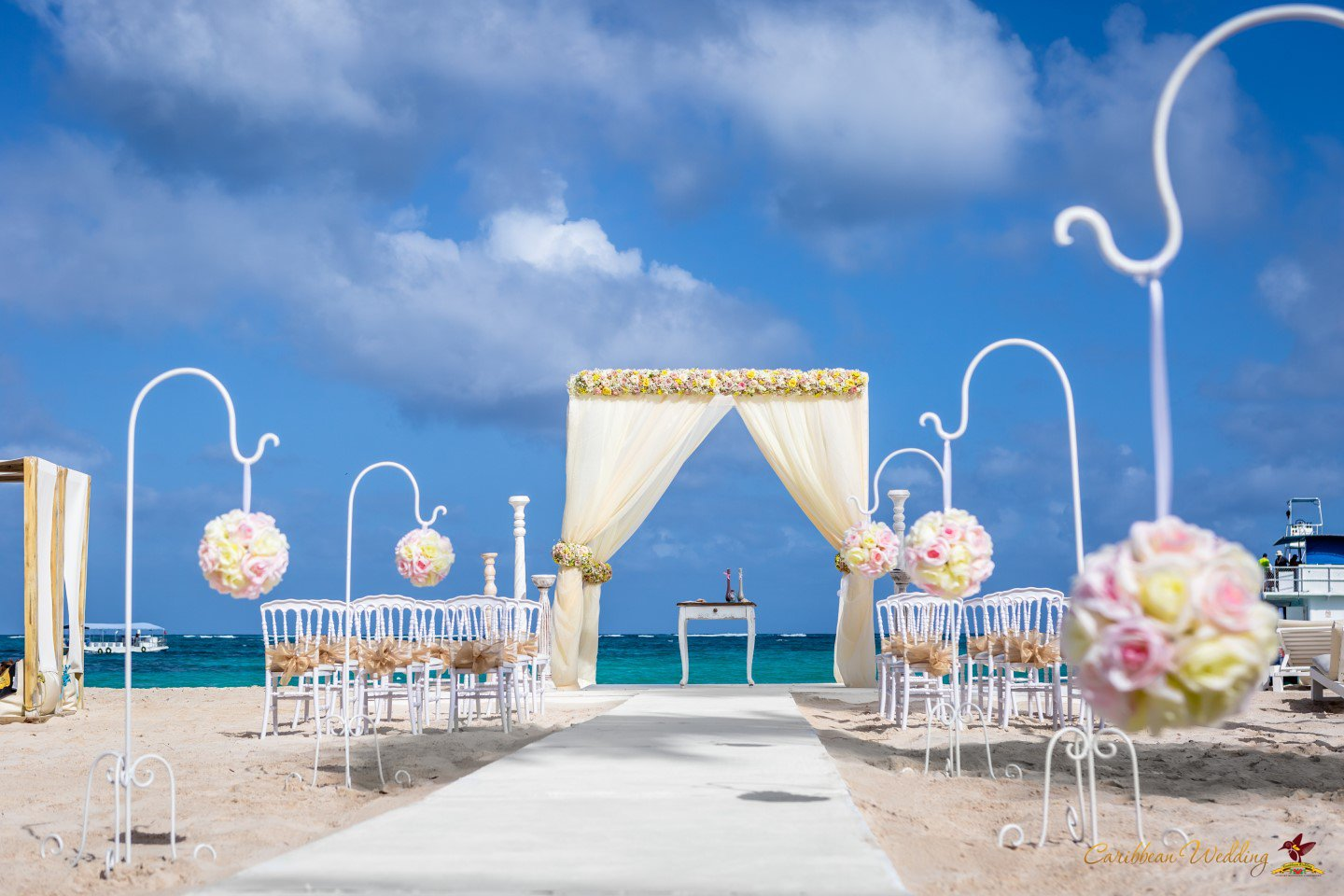 Wedding in dominican republic agency caribbean wedding for Weddings in the carribean