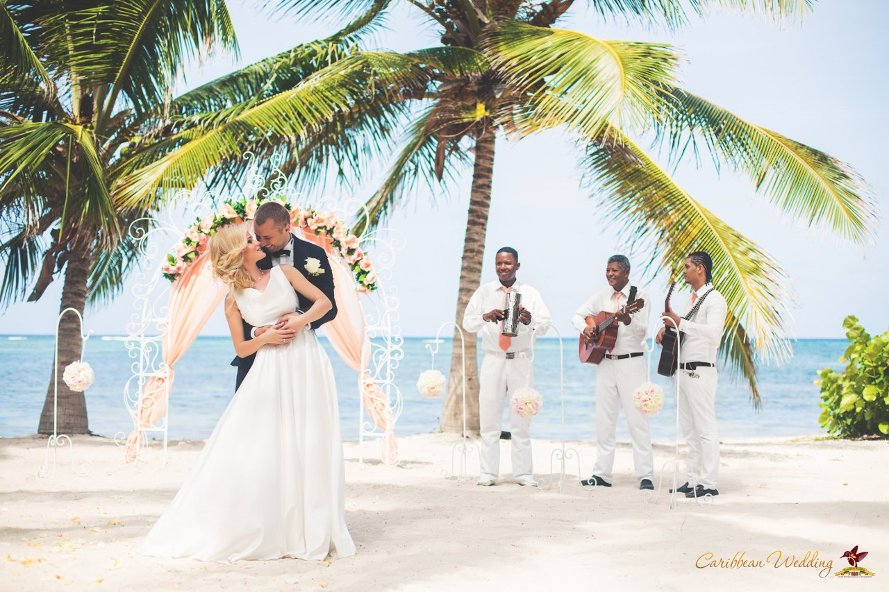 Caribbean Wedding: Pavel And Julia's Caribbean Wedding In The Dominican