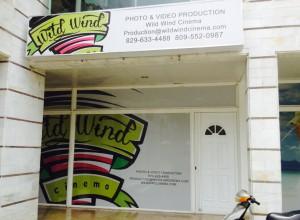 Wild Wind Cinema Production office