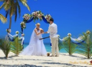 Wedding in Dominican Republic, Cap Cana beach. Antonina and Dmitry