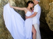 Wedding in Dominican Republic, Macao beach. Inna and Alexander