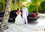 Wedding in Dominican Republic, Cap Cana. Irina and Grigory