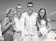 Official wedding in Dominican Republic, Cap Cana. Anastasis and Anatoly