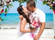 Wedding in Dominican Republic, Cap Cana. Mikhail and Angelica
