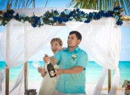 Wedding in Dominican Republic, Cap Cana. Tatiana and Andrey