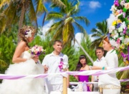 Wedding in Dominican Republic, Cap Cana. Yana and Sergey