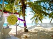Official wedding ceremony in Dominican Republic, Cap Cana. Daria and Kirill