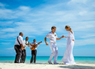 Official wedding ceremony in Dominican Republic, Cap Cana. Yuri and Masha