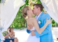 Wedding in Dominican Republic, Cap Cana. Ilia and Evgenia