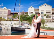 Official wedding in Dominican Republic, Cap Cana. Igor and Nastya