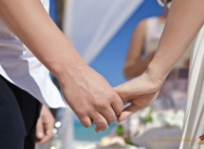 Wedding ceremony in Dominican Republic, Cap Cana. Maria and Sergey