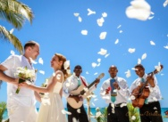 Official wedding ceremony in Dominican Republic, Cap Cana. Alyona and Michael