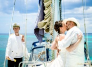Destination Wedding On A Yacht. VIP Package {Helen+Theodor}