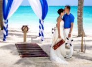 VIP Wedding Ceremony in Nautical Style