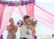Wedding on Saona Island {Dmitry and Olesya}