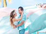 Wedding in Dominican Republic on the beach of Cap Cana {Victor and Victoria}