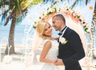 Pavel and Julia's Caribbean Wedding in the Dominican Republic!