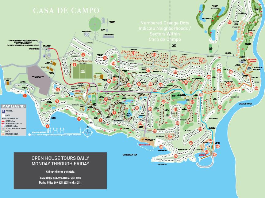 South Region: Casa de Campo - Caribbean Wedding on