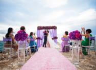 Stunning beautyfull wedding on the pier, Tracadero Restaurant {Vadim and Elena}
