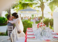 Wedding on Italian project Tracadero in Dominican Republic {Andrey and Olia}