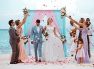 Lovely wedding in Cap Cana, Dominican Republic {Ruben & Julia}