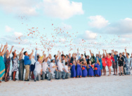 Wedding on Juanillo Beach in Cap Cana {Brianna and Mason}