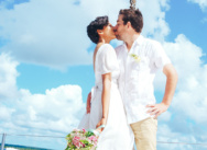 Wedding on the island Saona, Dominican Republic {Gustavo and Natasha}