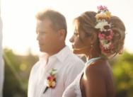 WEDDING AT LA PALAPA EDEN ROC RESTAURANT IN CAP CANA {WEST AND BERENA}