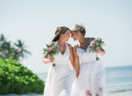 Same sex wedding in the Dominican Republic {Karla and Angela}