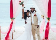 Symbolic Wedding Ceremony in Dominican Republic {Lamar and Precious}
