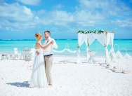 Official wedding in the Dominican Republic on the Juanillo beach, Cap Cana {Sergey and Christina}