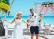 Wedding on the Saona island {Michael and Alexandra}