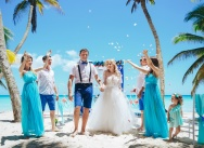 Wedding in the Dominican Republic on Saona island {Alice and Denis}