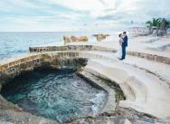 Wedding on Tracadero project in the Dominican Republic {Nikita and Julia}