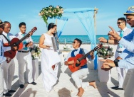 Wedding ceremony on the Juanillo beach, Cap Cana, Dominican Republic {Julia and Mohannad}