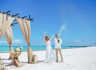 Official wedding in the Dominican Republic on Juanillo beach {Paul and Alexandra}