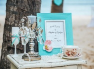 Wedding on a private beach Colibri in Dominican Republic {Julia and Bogdan}