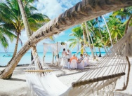 Wedding on Saona island in the Dominican Republic {Sidney and John}