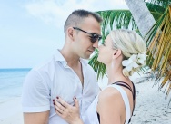 Wedding on Saona island – {Victoria and Ruslan}
