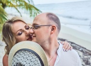 Wedding in the Dominican Republic on Saona Island – {Olga and Aleksei}